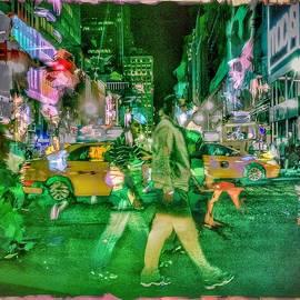 Crosswalk, NYC - H James Hoff