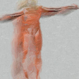Joaquin Abella - Crucified anonymous
