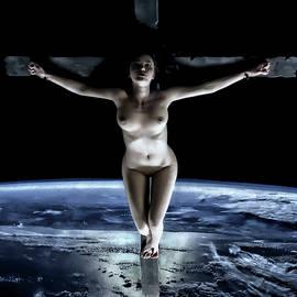 Ramon Martinez - Crucified Tellus II