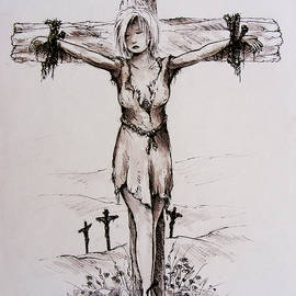 Rachel Christine Nowicki - Crucified with Christ