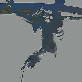 Alexander Sasha Vinogradov - Crucifixion # 2.