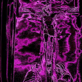 Ed Weidman - Crucifixion Aura