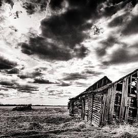 Crumbling prairie - Ian MacDonald