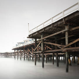 William Dunigan - Crystal Pier Hazy Morning