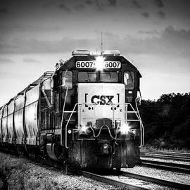 CSX 6007 - Marvin Spates