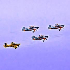 Miroslava Jurcik - CT/4 Airtrainers Are Flying Over Sydney