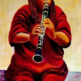 Rachel Asherovitz - Cuban Clarinet player