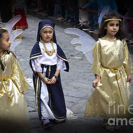 Al Bourassa - Cuenca Kids 625 - Watercolor