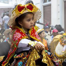 Al Bourassa - Cuenca Kids 630 - Painting
