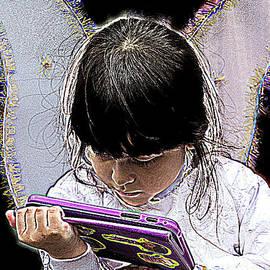 Al Bourassa - Cuenca Kids 821 - Watercolor