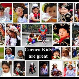 Al Bourassa - Cuenca Kids Collage