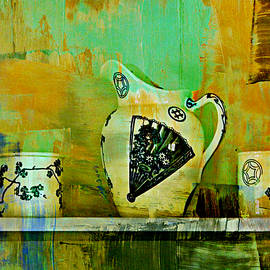 Kathy Barney - Cups and Pitcher