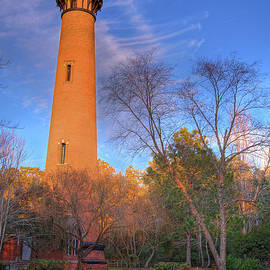 Currituck Lighthouse in Winter Outer Banks