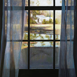 Christopher Reid - Curtained Reflection