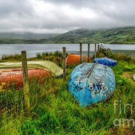 Adrian Evans - Cwmystradllyn Boats