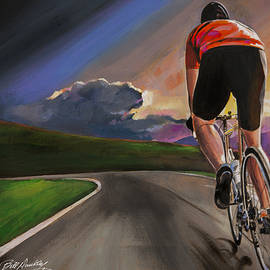Bill Dunkley - Cycling