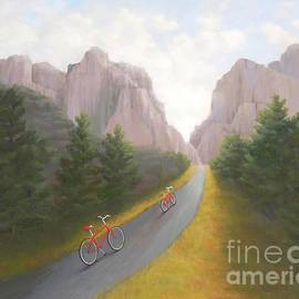 Phyllis Andrews - Cycling to the Pearly Gates