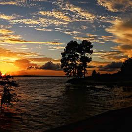 Judy Vincent - Cypress Bend Resort Sunset