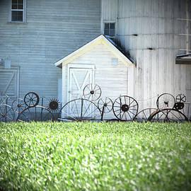 Anne Mott - Dahmen Barn near Uniontown