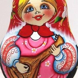 Viktoriya Sirris - Daisy Balalaika Chime Doll
