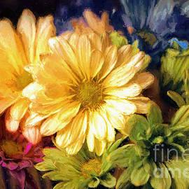 Tina LeCour - Daisy Flower Print