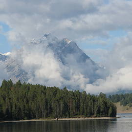 Greg Patzer - Dam Clouds