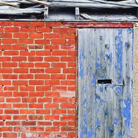 Damaged roof - Tom Gowanlock