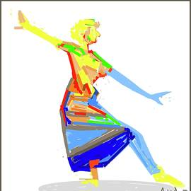 Anand Swaroop Manchiraju - Dance In Colors-5