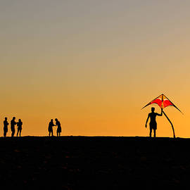 Debra Souter - Dance on a Sunset