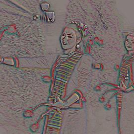 Ian Gledhill - Dance of Culture