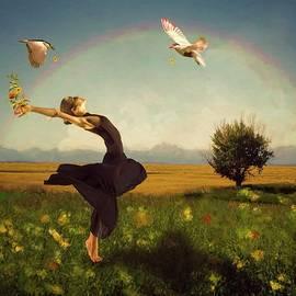 Terry Fleckney -  Dance Of Spring
