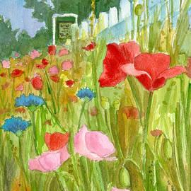Cathie Richardson - Dance of the Poppy Flowers