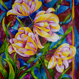 Sherry Shipley - Dance of the Tulips