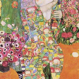 Dancer - Gustav Klimt
