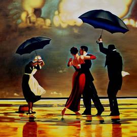 Michael Pancito - Dancing in the rain