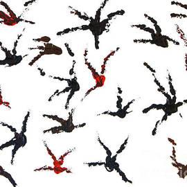 Suzanne Thobro - Dancing is like flying/Aa danse er som aa fly