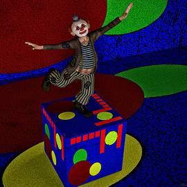 Ramon Martinez - Dancing on a cube