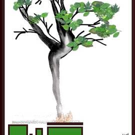 Jacquie King - Dancing Tree