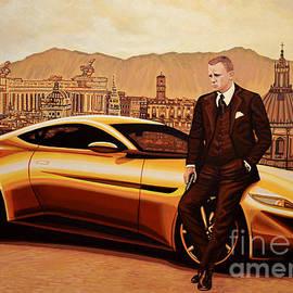 Daniel Craig as James Bond - Paul Meijering