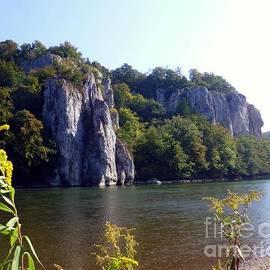 Barbie Corbett-Newmin - Danube River Gorge in Sunny September
