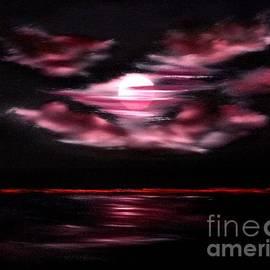 Cynthia Adams - Dark Moon Arising Sold