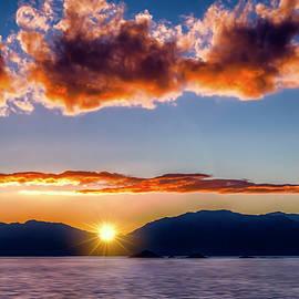 Maria Coulson - Darwin Sunset