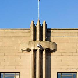 Dated building - Tom Gowanlock