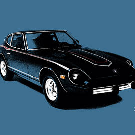 Datsun 280Z - Mark Rogan