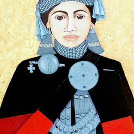 Madalena Lobao-Tello - Daughter of the sun