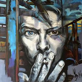 Inna Volvak - David Bowie