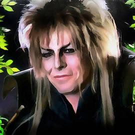 Sergey Lukashin - David Bowie