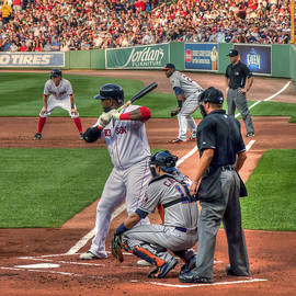Joann Vitali - David Ortiz - Boston Red Sox