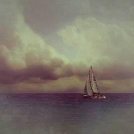 Hugo Bussen - Dawn at the Adriatic