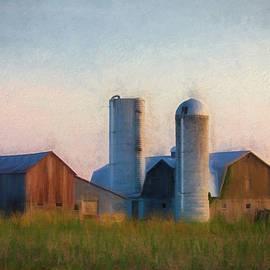 Joe Arsenian - Dawn at the Farm
